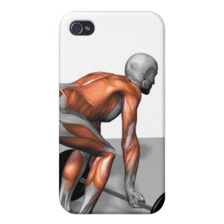 Romanian Deadlift 2 iPhone 4 Cover