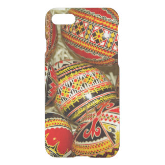 Romanian Easter Eggs iPhone 7 Case
