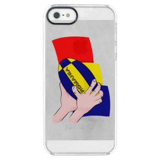 Romanian Flag Romania Rugby Supporters iPhone 6 Plus Case