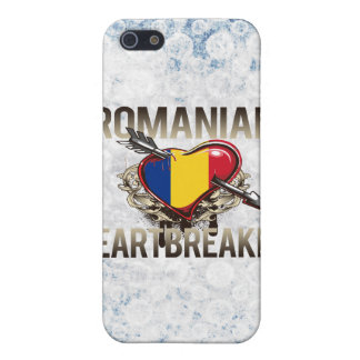 Romanian Heartbreaker Case For iPhone 5
