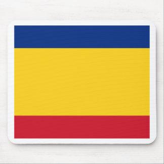 Romanian pride mouse pad