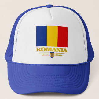 Romanian Pride Trucker Hat