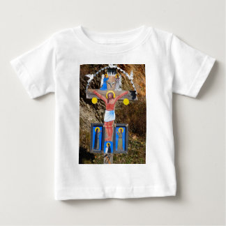 Romanian wayside shrine from Moldova Baby T-Shirt