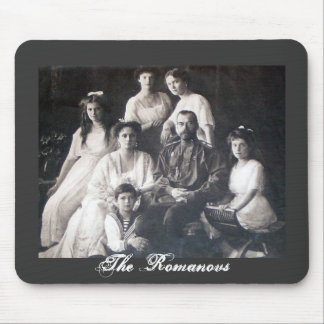 Romanov Mousepad