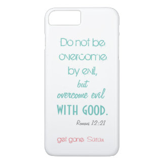 Romans 12:21 phonecase iPhone 8 plus/7 plus case