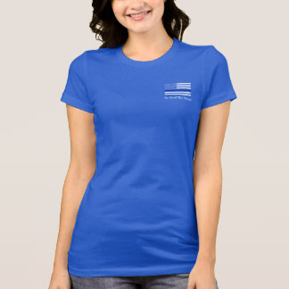 Romans 13:4 Thin Blue Line T-Shirt