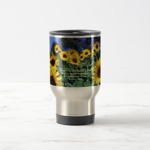 Romans 34.8 coffee mugs