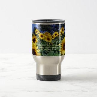 Romans 34.8 stainless steel travel mug