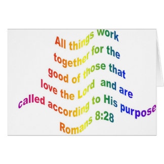 Romans 8 28 cards