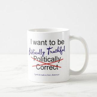Romans 9 Truth Coffee Mug