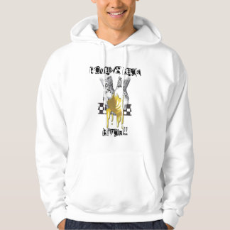 Roman's Back Custom Sweatshirt's Hooded Pullovers