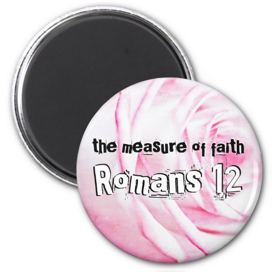 Romans chapter 12 magnet