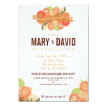 Romantic Abstract Rose 50th Anniversary Party 11 Cm X 16 Cm Invitation Card