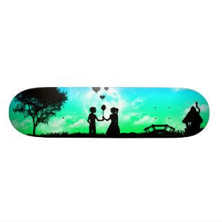 Romantic Art Design - Skateboard