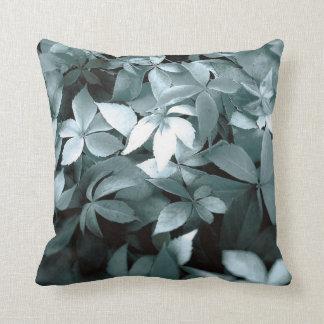 Romantic autumn cushion