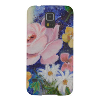 Romantic Bouquet of Flowers Galaxy Nexus Cover