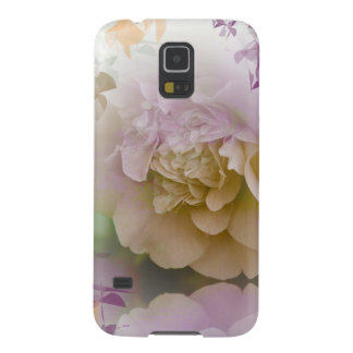 Romantic Camellia flower Galaxy S5 Cover