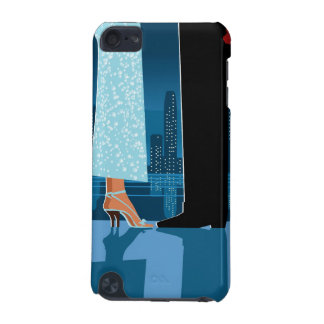 Romantic Couple in City iPod Touch (5th Generation) Covers
