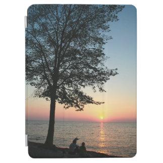 Romantic Couple Sunset Beach iPad Air Case iPad Air Cover