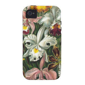 romantic date blossoms rsvp colorful chic Case-Mate iPhone 4 covers
