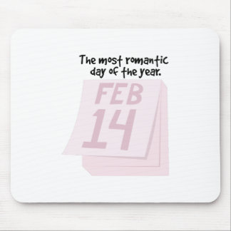 Romantic Day Mouse Pads