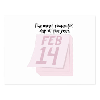 Romantic Day Postcards