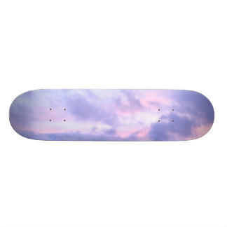 Romantic Evening Sky Skateboards