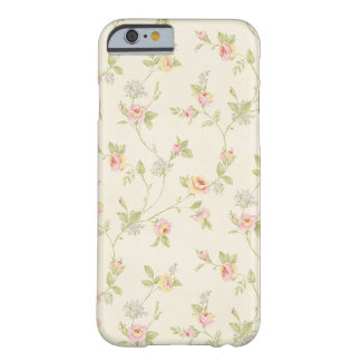 Romantic Floral Pink Girly iPhone Case