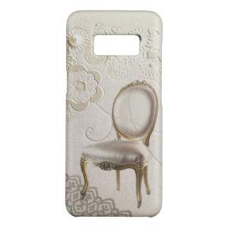 romantic girly chandelier Rococo chair paris Case-Mate Samsung Galaxy S8 Case