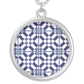 Romantic Hard-Working Wonderful Bubbly Round Pendant Necklace