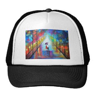 Romantic Interlude Trucker Hats