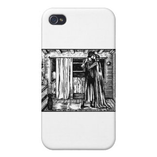 romantic iPhone 4/4S cover