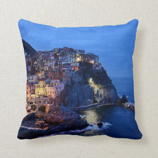 Romantic Italian Photography  Pillow