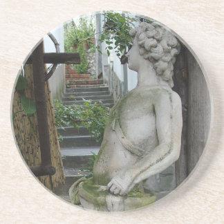 Romantic Italy custom coaster