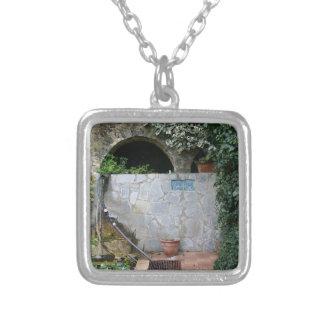 Romantic Italy custom necklace