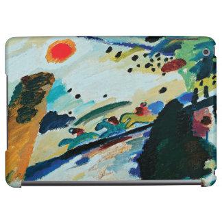 Romantic Landscape by Wassily Kandinsky