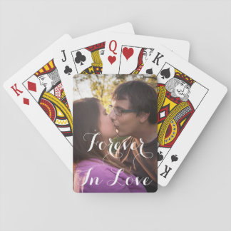 Romantic Love or Valentines Day Playing Cards