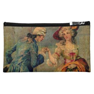 Romantic Meeting Cosmetic Bag