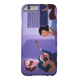 """Romantic Music Art """"House Show"""" Barely There iPhone 6 Case"""