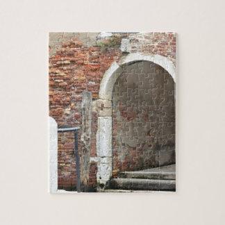 Romantic Old Venice Jigsaw Puzzle