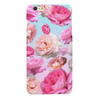 Romantic Pink Floral iPhone 6/6s PLUS Slim Case iPhone 6 Plus Case