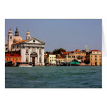 Romantic places in Venice Cards