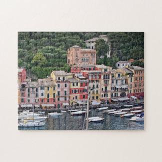 Romantic Portofino -Classic Italian Village Puzzle