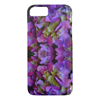Romantic Purple Hydrangeas iPhone 8/7 Case