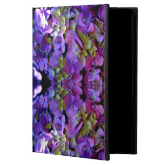 Romantic purple mandala Hydrangeas Powis iPad Air 2 Case