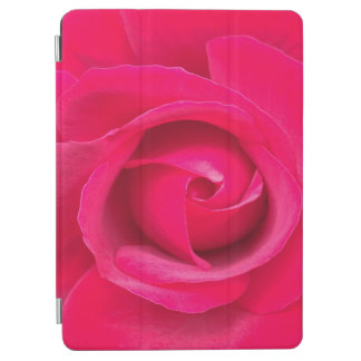 Romantic Red Pink Rose iPad Air Cover