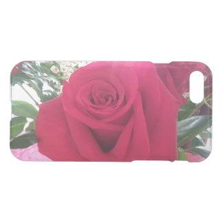 Romantic Red Rose Picture iPhone 8/7 Case