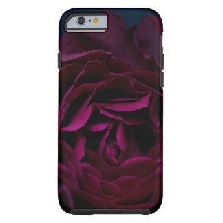 Romantic Red Rose Tough iPhone 6 Case