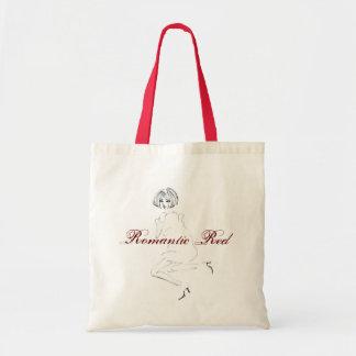 Romantic Red Tote Bag