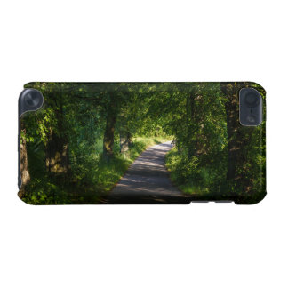 Romantic Road In The Forest Landscape iPod Touch 5G Case